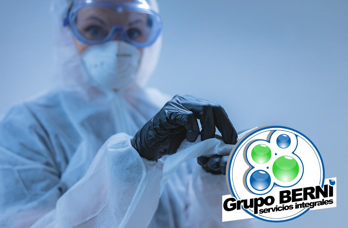 empresas de limpieza y desinfeccion