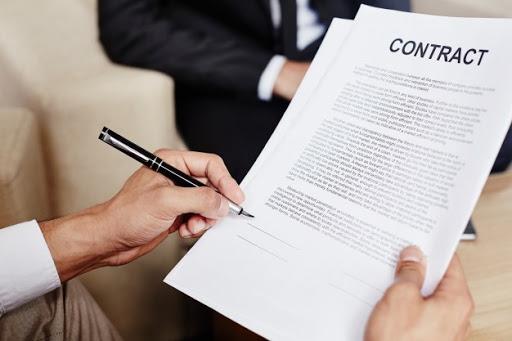 interrupcion de la duracion de los contratos temporales