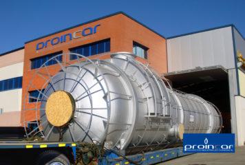 PROINCAR, Líder europeo en Calderería Industrial
