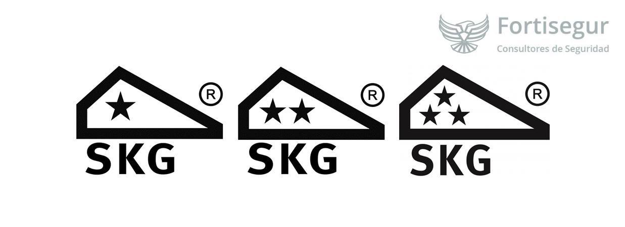categorías SKG