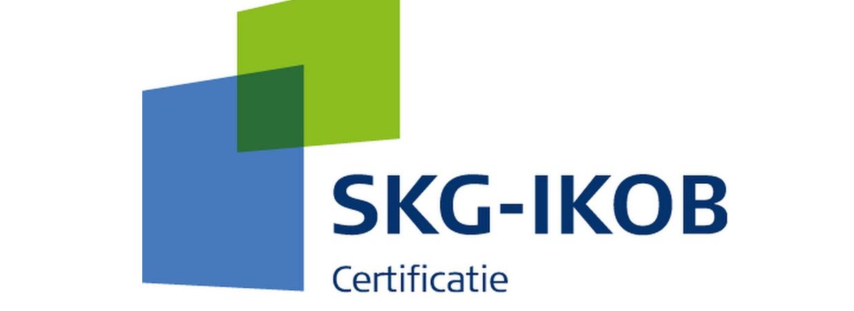 SKG-IKOB certificering energielabel