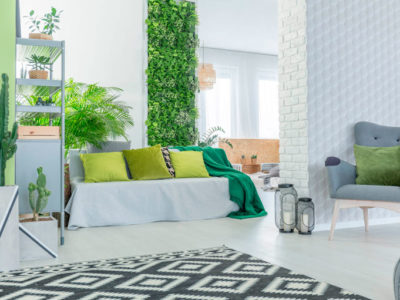 Por Vikenzo Nature: 9 grandes ideas para crear un jardin vertical en el hogar