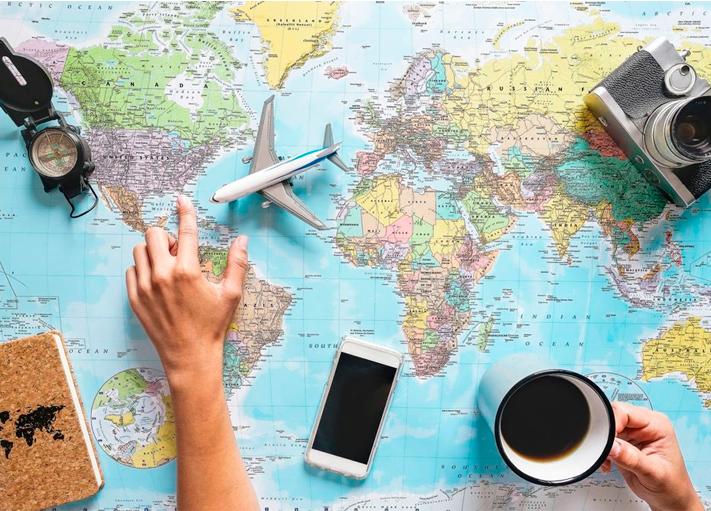 4 consejos para elegir un destino de viaje POR ARATRAVEL