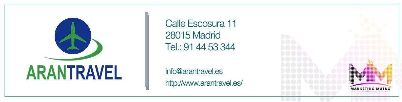 Agencia de Viajes Arantravel