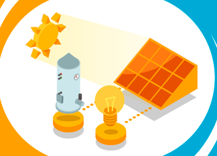 Energía renovable para empresa