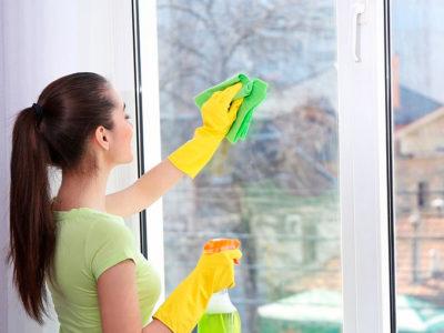 Trucos para la de limpieza de ventanas Por Puligaviota