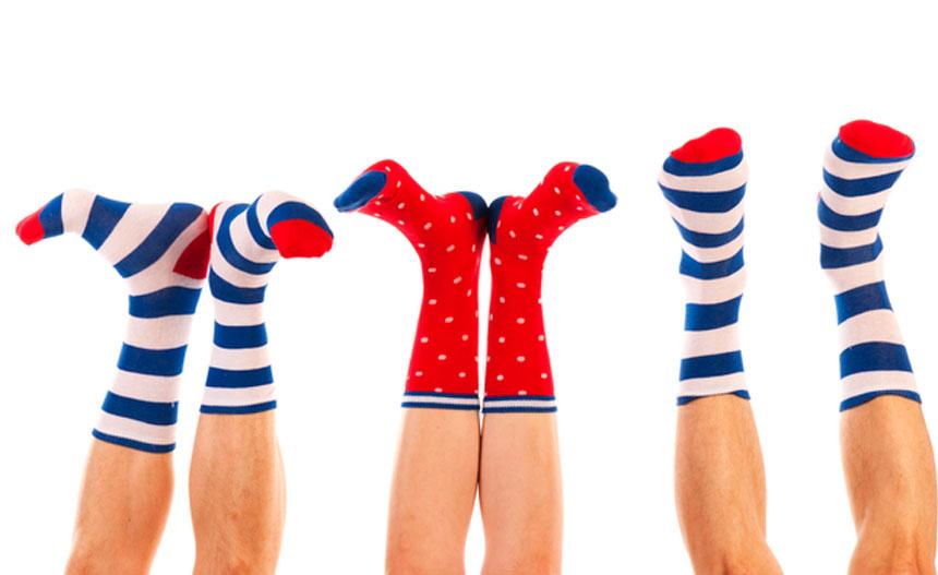 Cómo elegir los calcetines adecuados