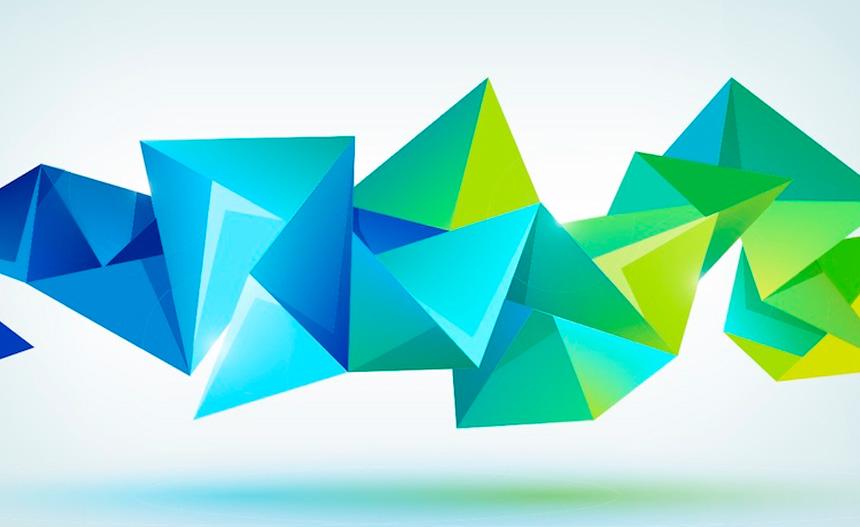 Diseño formas geométricas