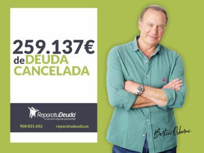 Repara tu Deuda Abogados cancela 259.137 € en Granollers (Barcelona) con la Ley de Segunda Oportunidad