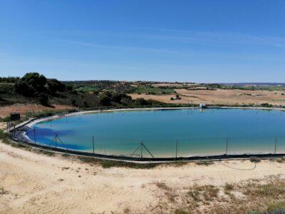 SATECMA tiene la solución para garantizar la calidad óptima del agua embalsada