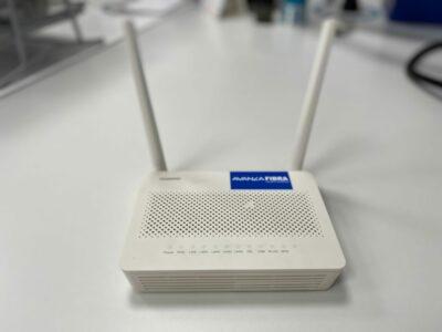 El consumo de un router wifi en casa cuesta menos de 1 euro al mes en la factura de la luz