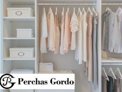 Perchas para ropa: un elemento indispensable para cualquier armario, por PERCHAS GORDO