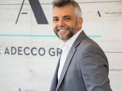 Óscar Rodríguez, nuevo Director Sectorial TIC del Grupo Adecco