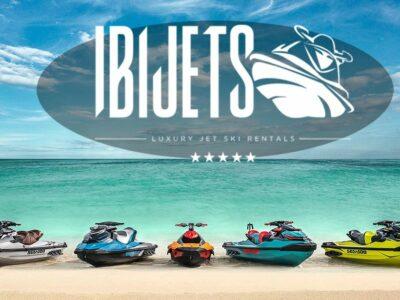 Alquiler de moto de agua o barcos en Ibiza: ¿cómo hacerlo y dónde?, por IBIJETS