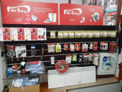 Fersay inaugura dos nuevos córners en Electrodomésticos Louzao