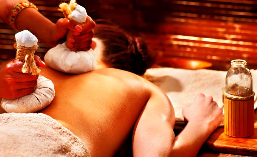 Terapias holísticas y masajes