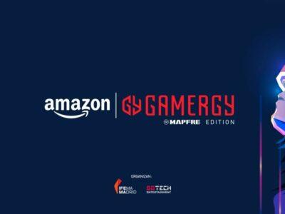 Arranca Amazon GAMERGY MAPFRE Edition, con un formato renovado que une parte online, virtual y presencial