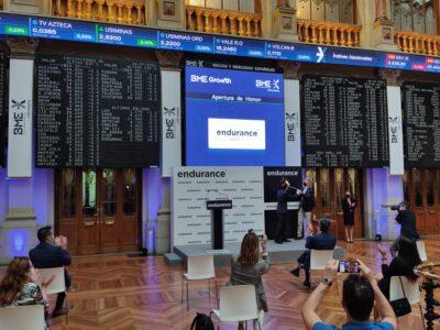 Endurance Motive sale al BME Growth tras cerrar una ronda de inversión a través de Sociosinversores.com