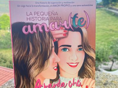 La influencer Amanda Chic publica su primer libro sobre el amor propio, la autoestima y el empoderamiento