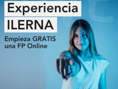 ILERNA Online abre gratis sus ciclos de FP a distancia durante el verano