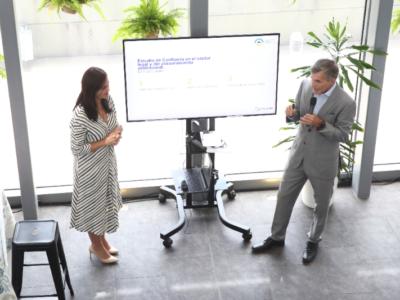 Lefebvre analiza el nivel de confianza en el sector legal y del asesoramiento profesional