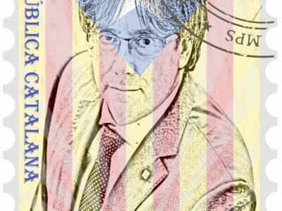 Se subasta el primer sello digital nft conmemorativo de la proclamación de la República Catalana de 2017
