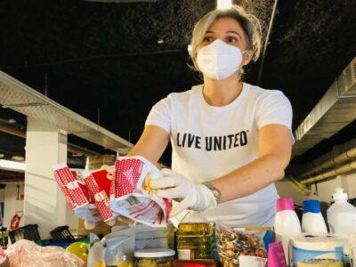 United Way se propone conseguir 1 millón de euros con su campaña #ÚneteALosQueAyudan para ayudar en la recuperación de los más desfavorecidos por la Covid-19