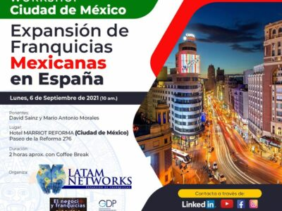 La consultora Latam Networks convoca una nueva misión comercial española en México