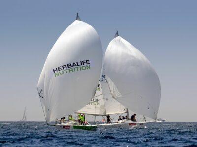 Herbalife Nutrition patrocina la nueva clase J70 y un barco de la clase 80 en la 39ª Copa del Rey Mapfre