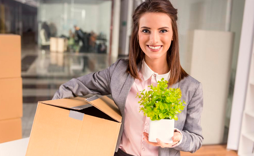 13 pasos para organizar la mudanza de oficinas