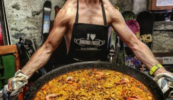 Original Paella lanza el reto viral #360PAELLACHALLENGE para el Día Mundial de la Paella
