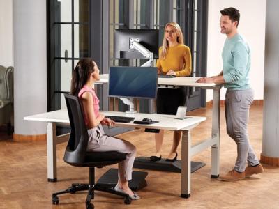 Un estudio de Fellowes concluye que la satisfacción en el trabajo está relacionada con la productividad