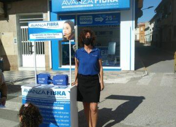Avanza Fibra presente en más de 80 mercadillos y ferias locales