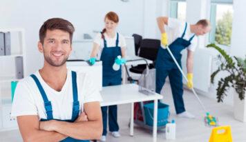 ¿Cómo elegir la empresa de limpieza adecuada?