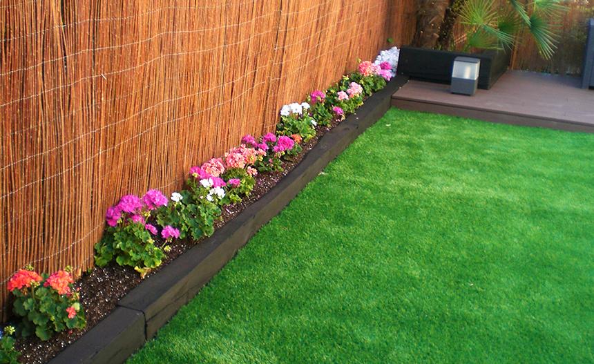 ¿Quieres un jardín florido durante todo el año?
