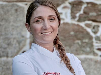 Cabo de Peñas y la chef Lucía Freitas, juntos en la 34º edición del Salón Gourmets
