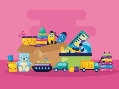 Motivos básicos para la compra de juguetes a los niños según enxantimals.com.es