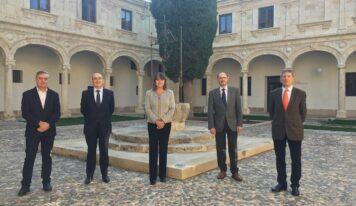 La Fundación Marqués de Oliva y la Universidad de Alcalá, juntos por la empleabilidad y el emprendimiento