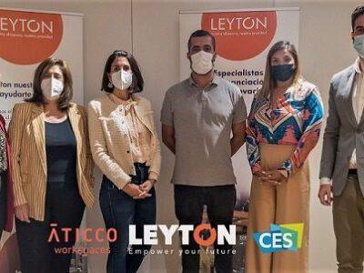 Las startups españolas MOA Technology e Inbrain Neuroelectronics ganan el concurso Leyton CES 2022